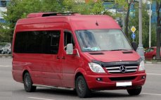 Микроавтобус Mercedes-Benz Sprinter RN