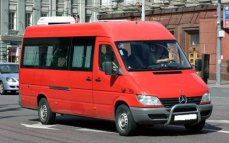 Микроавтобус Mercedes-Benz Sprinter R