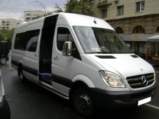 Микроавтобус Mercedes-Benz Sprinter KC