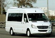 Микроавтобус Mercedes-Benz Sprinter WN