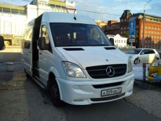 Микроавтобус Mercedes-Benz Sprinter K