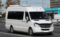 Микроавтобус Mercedes-Benz Sprinter N