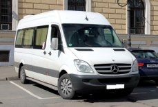 Микроавтобус Mercedes-Benz Sprinter N5